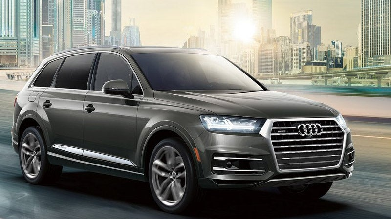 Audi Q Audi Q In Raleigh NC Leith Cars - 2018 audi q7