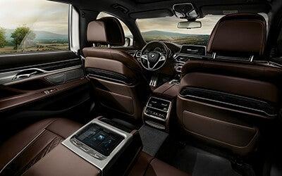 2016 BMW 7 Series Raleigh NC   Interior