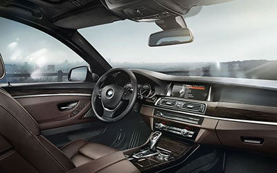 2017 Bmw 5 Series Raleigh Nc Interior