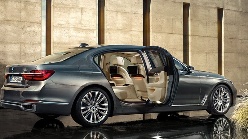 2017 bmw 7 series in raleigh, nc | leith cars