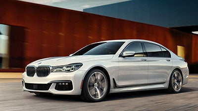 2017 Bmw 7 Series Raleigh Nc Trim Levels Exterior