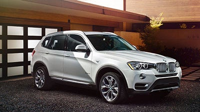 2017 BMW X3 in Raleigh NC  Leith Cars