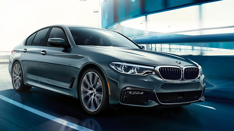 2018 bmw 5 series bmw 5 series in raleigh nc leith cars. Black Bedroom Furniture Sets. Home Design Ideas