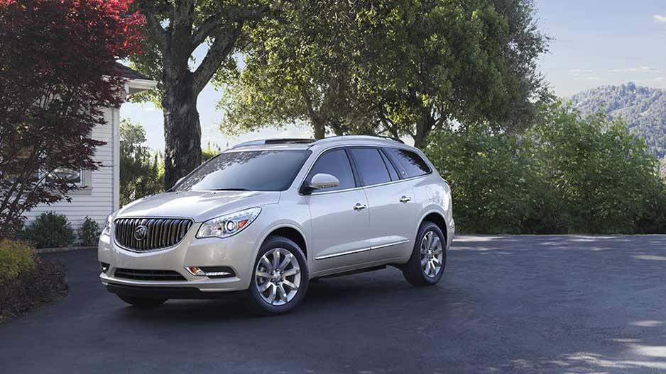 2017 buick enclave in raleigh nc leith cars. Black Bedroom Furniture Sets. Home Design Ideas