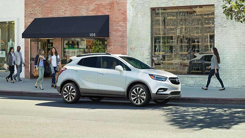 2017 Buick Encore In Raleigh Nc Leith Cars