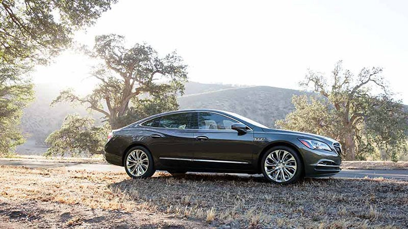 2017 Buick Lacrosse Raleigh Nc