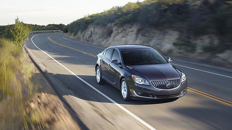 2017 Buick Regal Buick Regal In Raleigh Nc Leith Cars