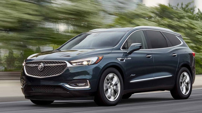 2018 buick enclave buick enclave in raleigh nc leith cars. Black Bedroom Furniture Sets. Home Design Ideas
