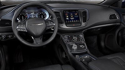 2017 Chrysler 200 Raleigh Nc Interior