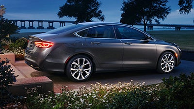 2017 Chrysler 200 Raleigh Nc Safety Features