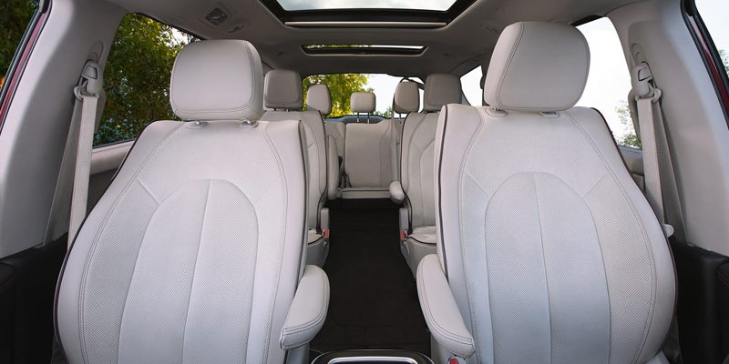 new chrysler pacifica 2017 in raleigh nc. Black Bedroom Furniture Sets. Home Design Ideas