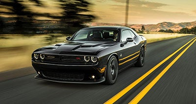 2017 Dodge Challenger Raleigh Nc Trim Levels Exterior