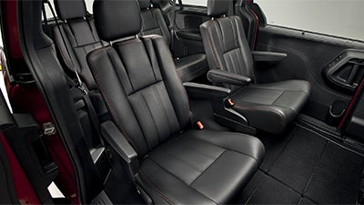 2017 Dodge Grand Caravan Raleigh Nc Interior