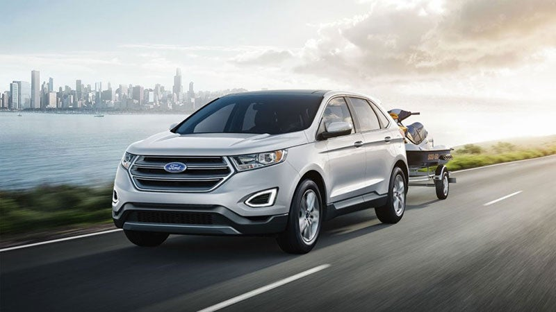 2017 Ford Edge Raleigh Nc