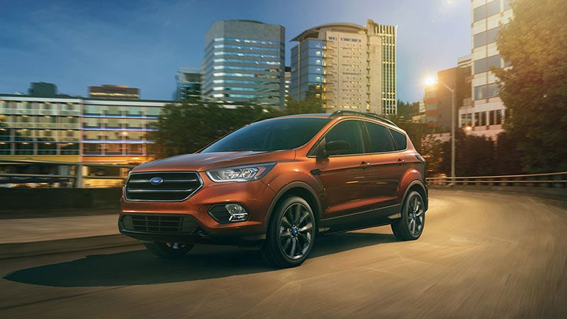 2017 Ford Escape Raleigh Nc