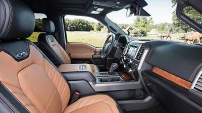 2017 Ford F 150 Raleigh Nc Interior