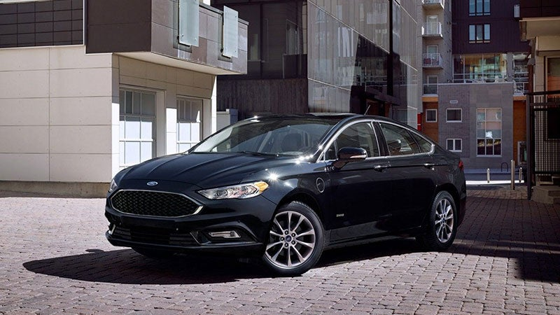 2017 Ford Fusion Raleigh Nc