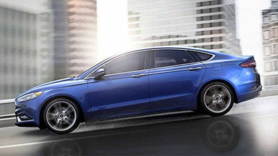 Capital Ford Raleigh >> New Ford Fusion 2017 in Raleigh, NC | Leithcars.com