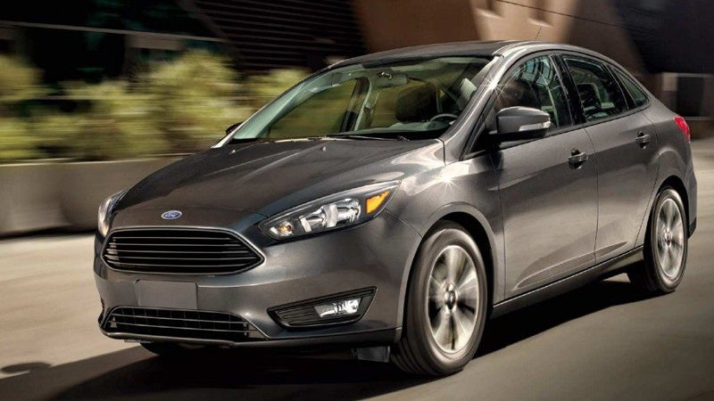 2018 Ford Focus Raleigh Nc