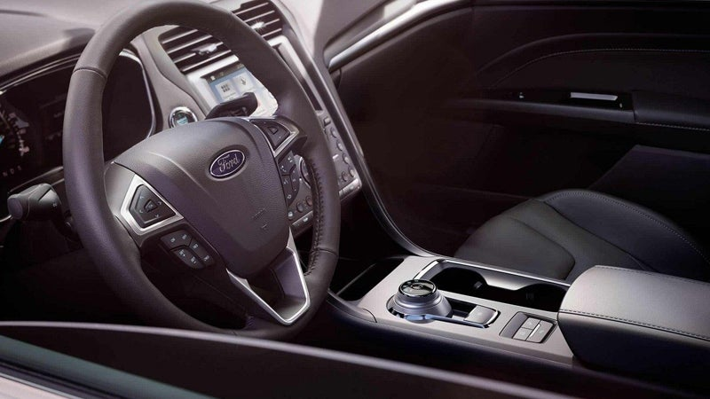 2018 Ford Fusion Raleigh Nc Trim Levels