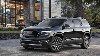 2017 Gmc Acadia Raleigh Nc Engine