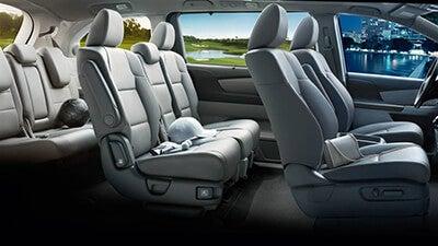 2016 Honda Odyssey Raleigh Nc Interior