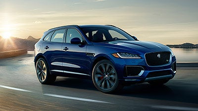 Jaguar F Pace In Raleigh Nc Leith Cars