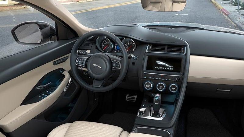 Jaguar E Pace >> 2018 Jaguar E Pace Jaguar E Pace In North Carolina Leithcars