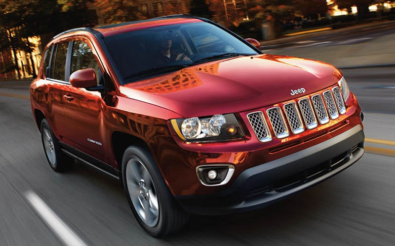 2016 Jeep Comp Raleigh Nc