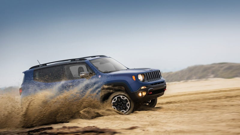2017 Jeep Renegade In Raleigh Nc Leith Cars