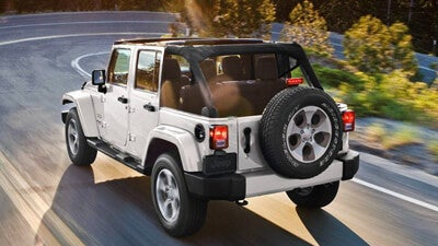 2017 Jeep Wrangler Unlimited in Raleigh NC Leith Cars