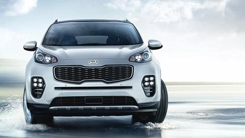 2019 Kia Sportage: Upgraded Design And New Hybrid System >> 2019 Kia Sportage