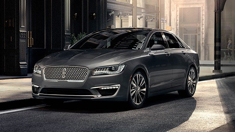 2017 Lincoln Mkz Raleigh Nc