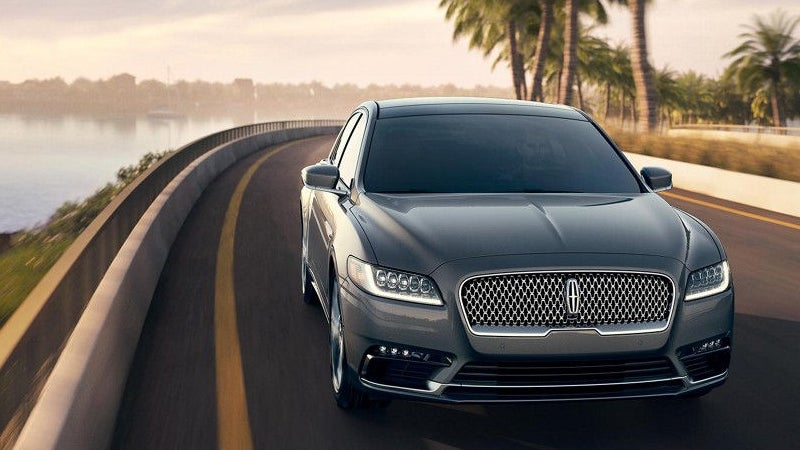 2018 lincoln continental lincoln continental in raleigh. Black Bedroom Furniture Sets. Home Design Ideas