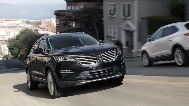 2018 Lincoln Mkc Lincoln Mkc In Raleigh Nc Leith Cars