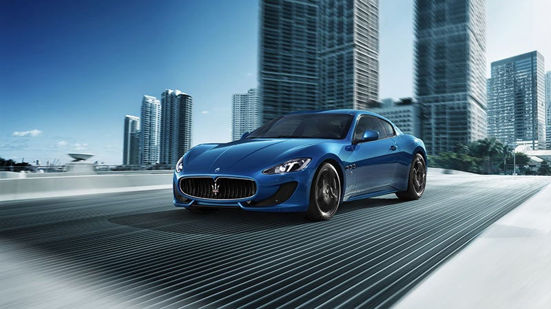 Maserati Of Raleigh >> 2017 Maserati Granturismo In Raleigh Nc Leith Cars