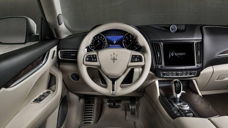 2018 Maserati Levante Maserati Levante In Raleigh Nc