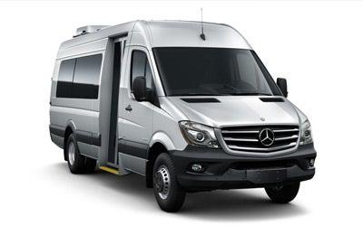 2016 sprinter minibus in raleigh nc for Leigh mercedes benz raleigh nc