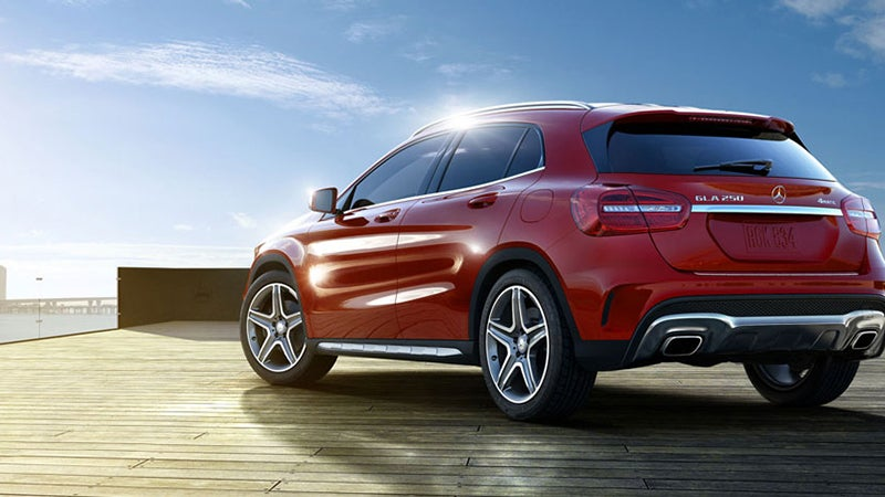 2017 Mercedes Benz Gla In Raleigh Nc Leith Cars