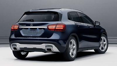 2018 Mercedes Benz Gla Suv