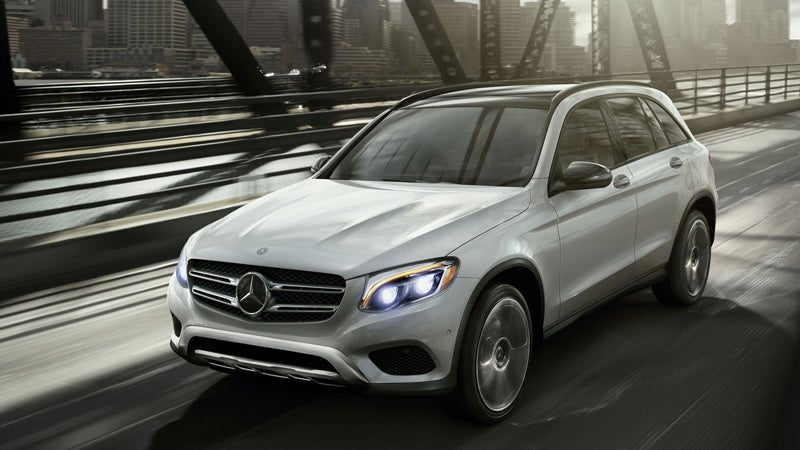 2018 mercedes benz glc suv mercedes benz glc suv in for Leith mercedes benz