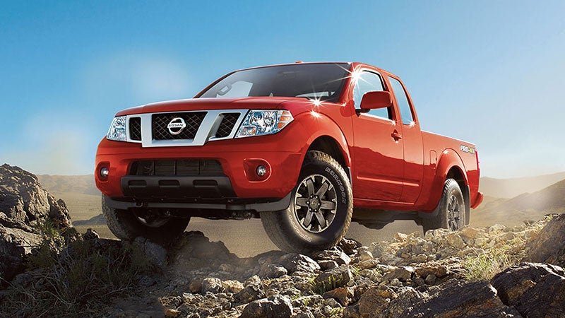 2017 Nissan Frontier Raleigh Nc