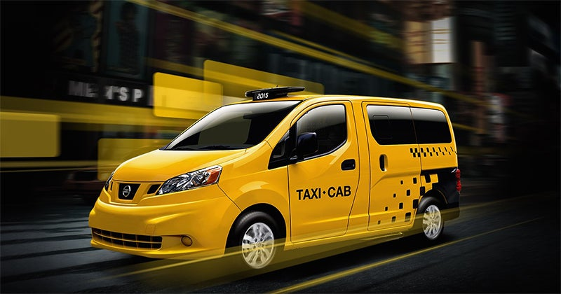 8c64a5970c 2017 Nissan NV200 Taxi in Raleigh