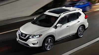 2017 Nissan Rogue Raleigh Nc Trim Levels