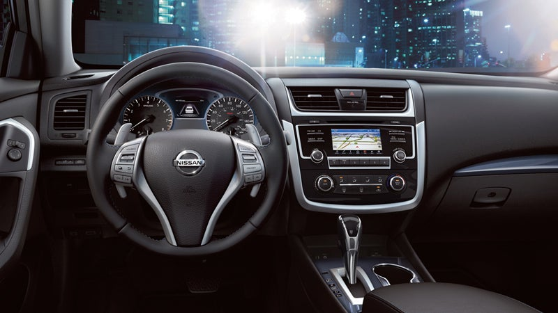 2018 Nissan Altima in Raleigh, NC | Leith Cars