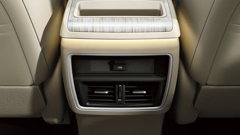 2018 Nissan Murano Raleigh NC   Interior