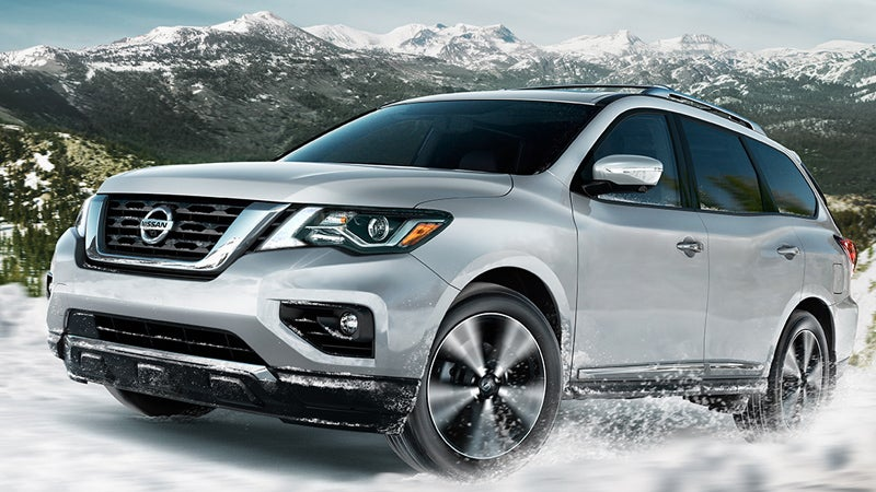 2018 nissan pathfinder in raleigh nc leith cars