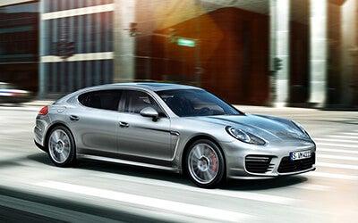2017 Porsche Panamera Raleigh Nc Options