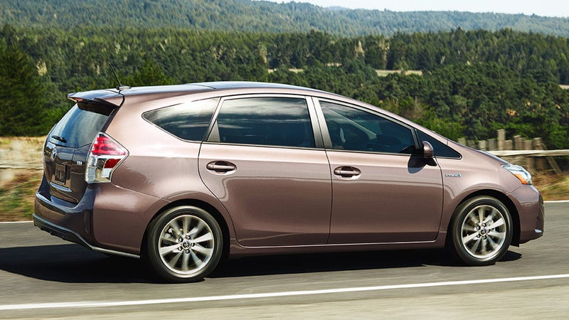 New Toyota Prius V 2017 In Raleigh Nc