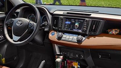 2017 Toyota Rav4 Raleigh Nc Interior